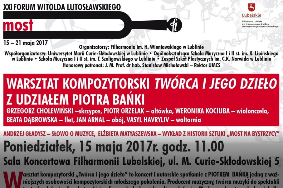 Forum Witolda Lutosławskiego